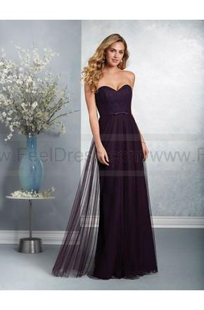 Mariage - Alfred Angelo Bridesmaid Dress Style 7409L New!