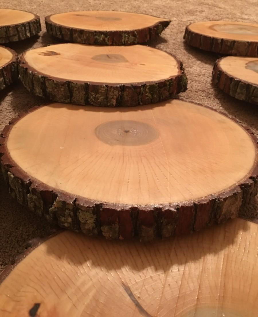 Ready To Ship Treated Wood Slices Treated Wood Slabs