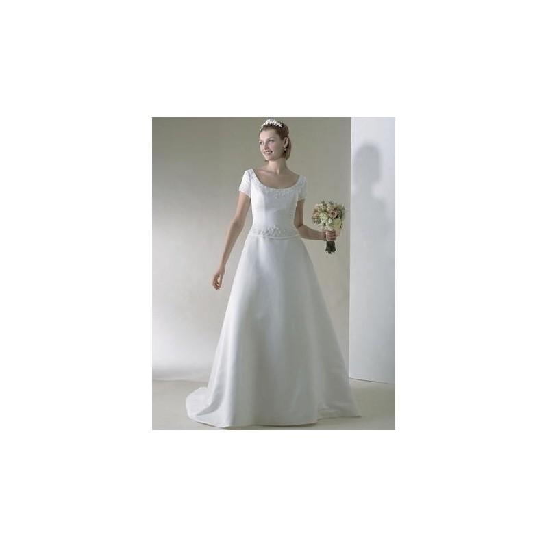 Wedding - Casablanca 1604 - Branded Bridal Gowns