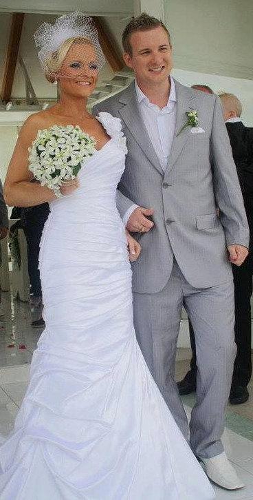 Свадьба - Wedding Veil Russian Net Birdcage Bridal Veil