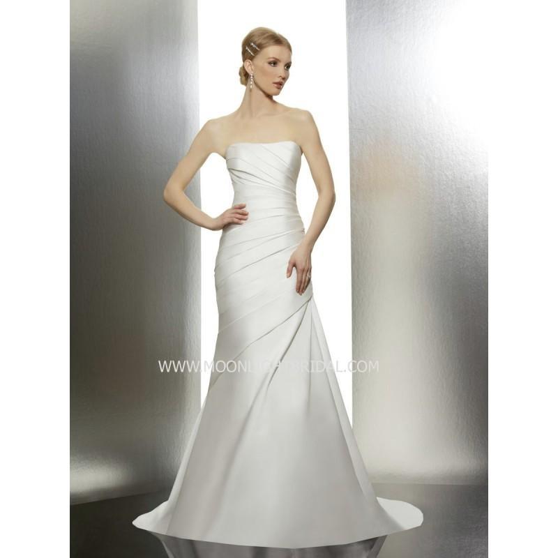 Hochzeit - Moonlight - Style T606 - Junoesque Wedding Dresses