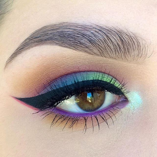 Wedding - Rainbow Eyes