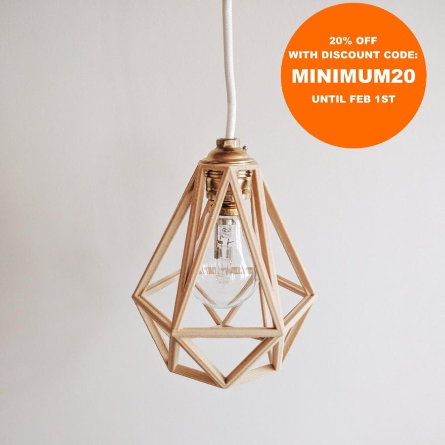 industrial vintage suspension light shade pendant light cage
