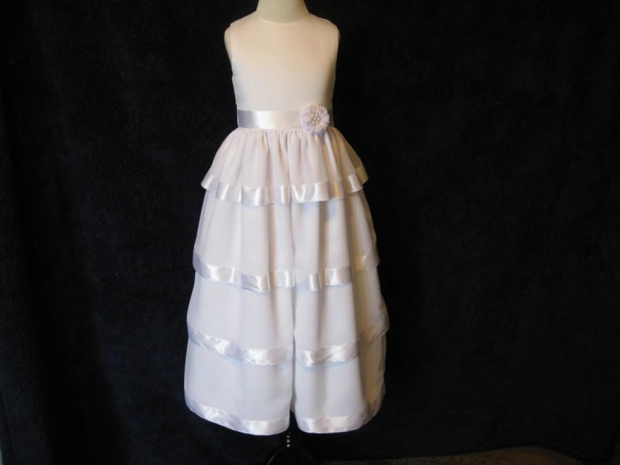 Свадьба - First Communion/Flower Girl Dress