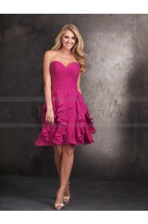 زفاف - Allure Bridesmaid Dresses Style 1418