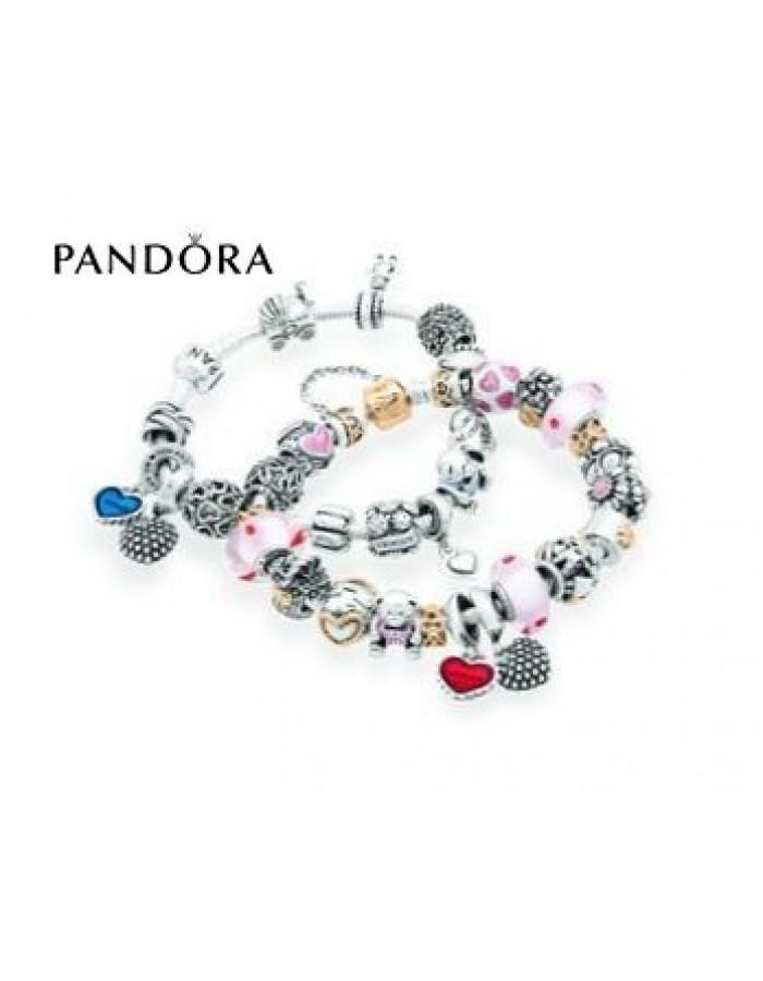 Wedding - Soldes - Bracelets Pandora Prix * Pandora Mother's Day Inspirational Bracelets - Vente France 2016