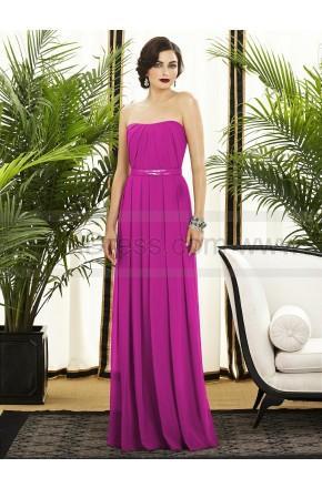 Hochzeit - Dessy Bridesmaid Dress Style 2886
