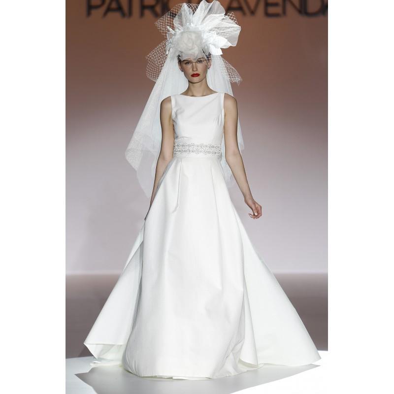 Wedding - LOOK 7 (Patricia Avendaño) - Vestidos de novia 2017