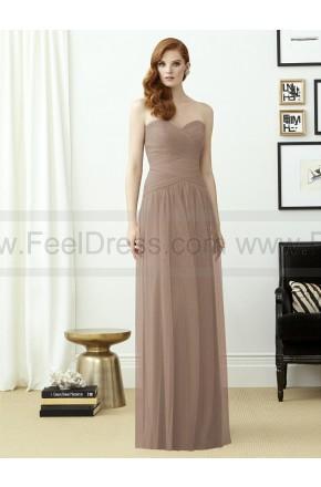 Hochzeit - Dessy Bridesmaid Dress Style 2950