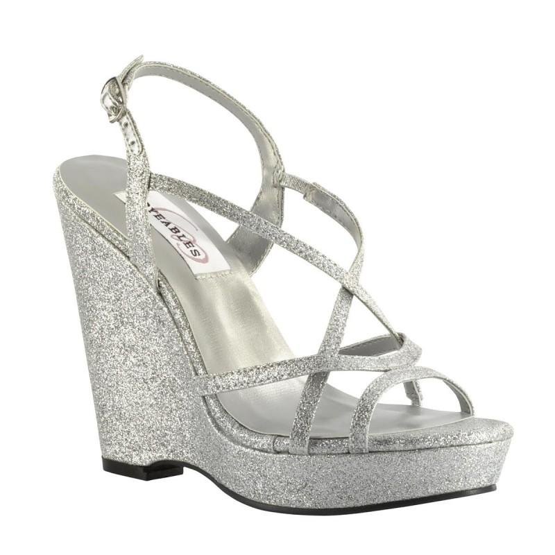 Mariage - Dyeables Evening Shoes Dee-42415 Dyeables Evening Shoes - Rich Your Wedding Day