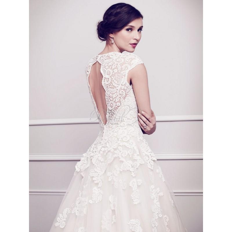 Свадьба - Kenneth Winston for Private Label Fall 2014 - Style 1578 - Elegant Wedding Dresses