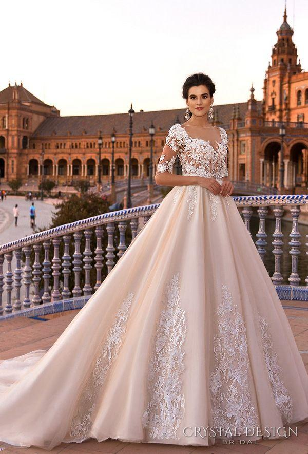 Crystal Design Haute Sevilla Couture Wedding Dresses 2017