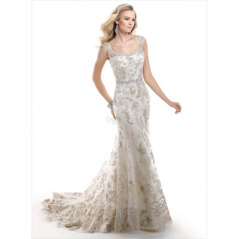 Boda - Maggie Sottero Spring 2014 - Style 4MW873 Leearna - Elegant Wedding Dresses