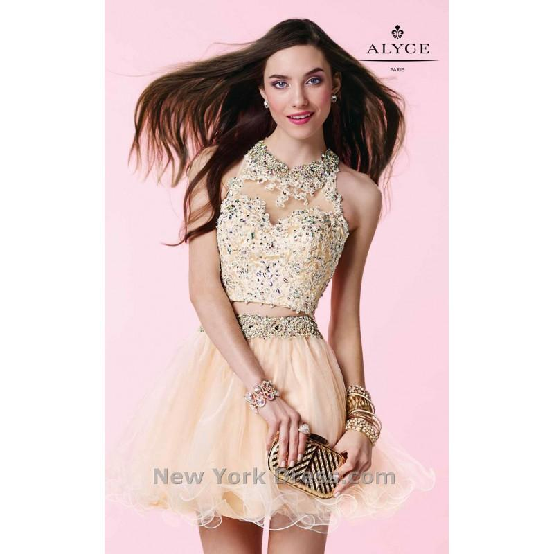 Mariage - Alyce 3647 - Charming Wedding Party Dresses