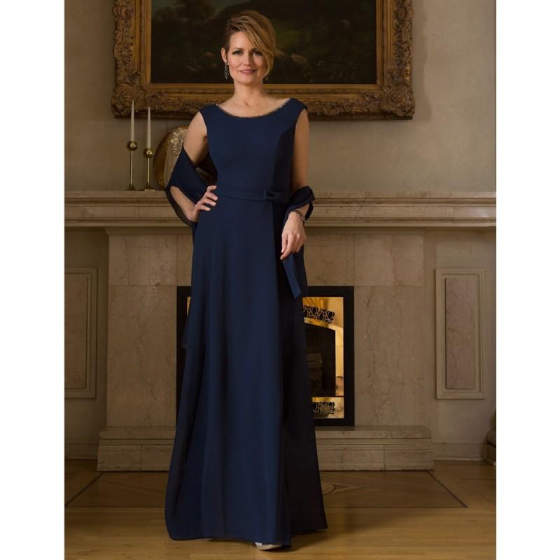Wedding - Navy Ursula 33261 Ursula of Switzerland Collection ll - Top Design Dress Online Shop