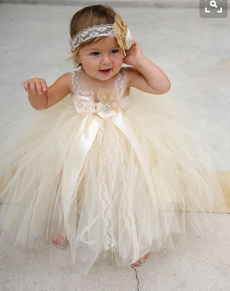Tutu Dress Tutu Flower Girl Dress Flower Girl Dresses