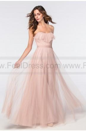 Свадьба - Watters Angelie Bridesmaid Dress Style 2304