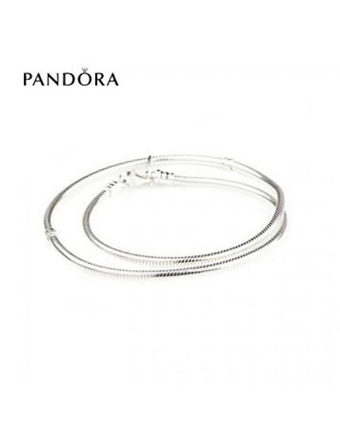 Mariage - Découvrez Pandora Collier Prix * Pandora Sterling Silver Lobster Clasp Charm Collier