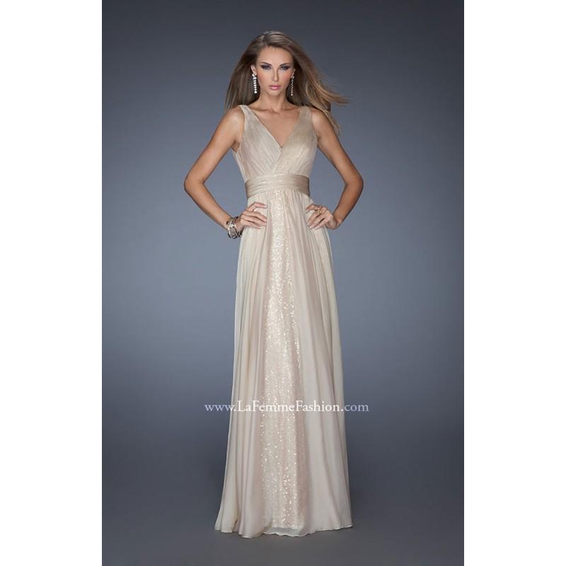 Wedding - La Femme - 19631 - Elegant Evening Dresses