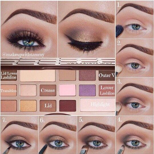 Свадьба - Eye Make Up