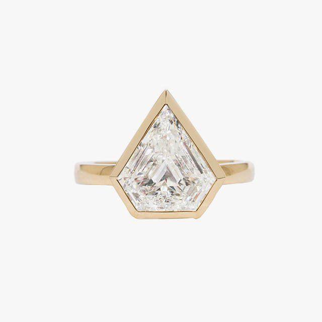 زفاف - Engagement ring.