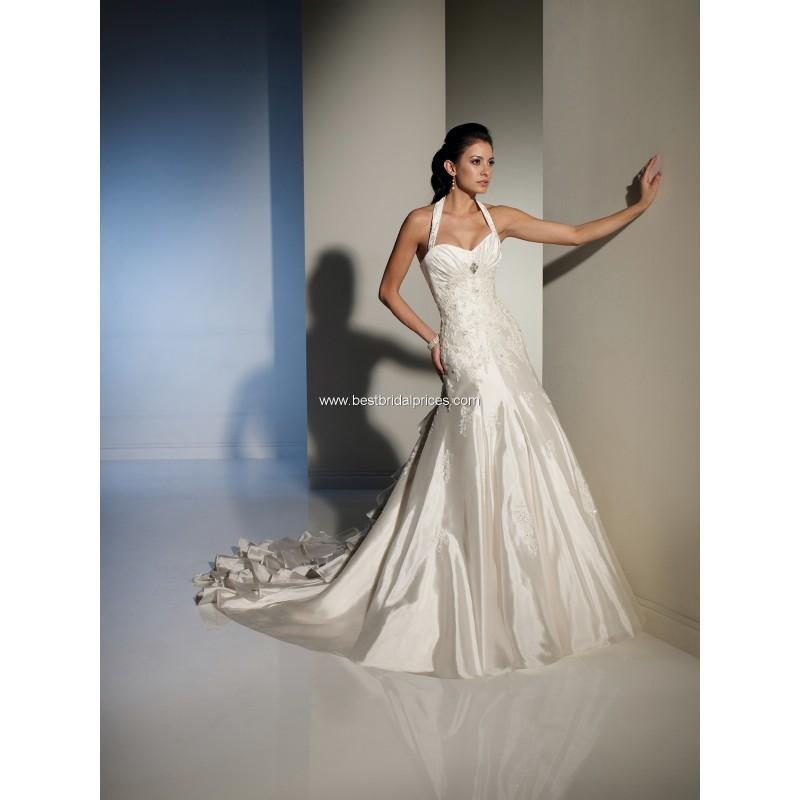 Wedding - Sophia Tolli Wedding Dresses - Style Ornella Y21148 - Formal Day Dresses