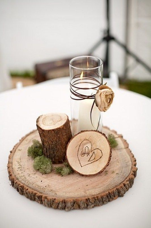 Свадьба - Inspiring Winter Wedding Centerpieces