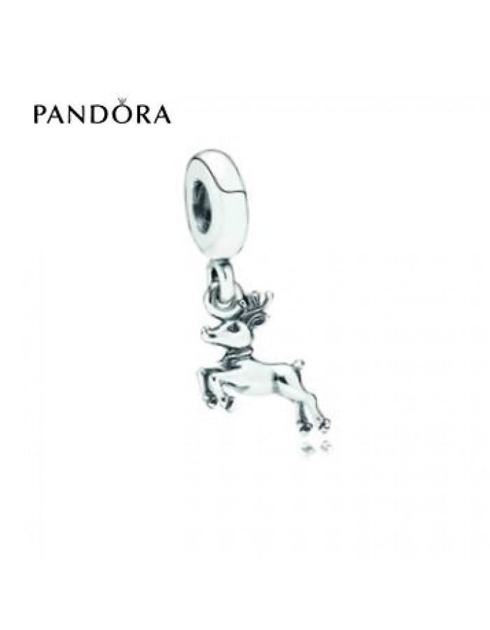 Wedding - Réduction En Ligne - Acheter Charms Pandora Pas Cher * Pandora Reindeer Charm
