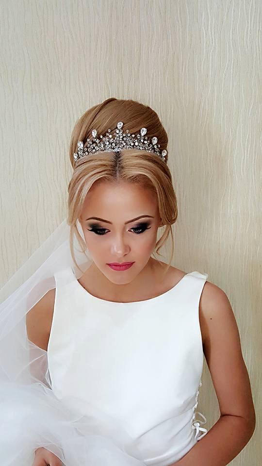 Mariage - Wedding Crown, Bridal Tiara, Bridal Diadem,Crystal Bridal Tiara, Crystal Crown, Bridal Crown, Wedding Halo,Hair Accessory, Wedding Headpiece