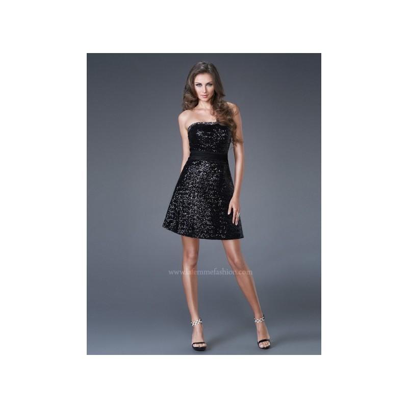 Hochzeit - La Femme 15895 - Brand Prom Dresses