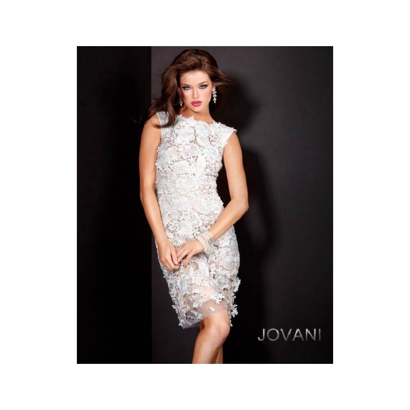 Hochzeit - Classical Cheap New Style Jovani Short Prom/Party/Cocktail Dresses 171641 New Arrival - Bonny Evening Dresses Online