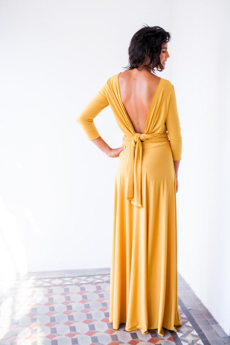 0190c3e3c0fd Long Sleeve Evening Dress