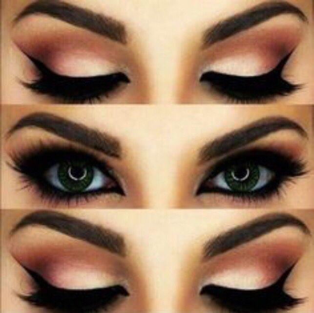 Свадьба - Makeup Eyes Inspiration