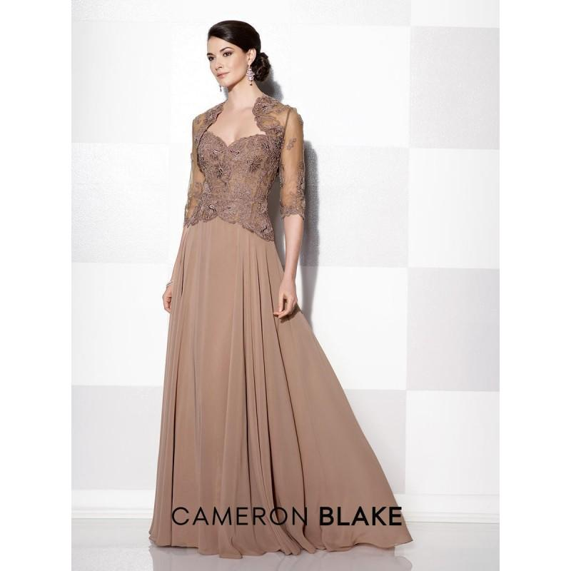 Wedding - Dusk Cameron Blake 215639  Cameron Blake by Mon Cheri - Elegant Evening Dresses