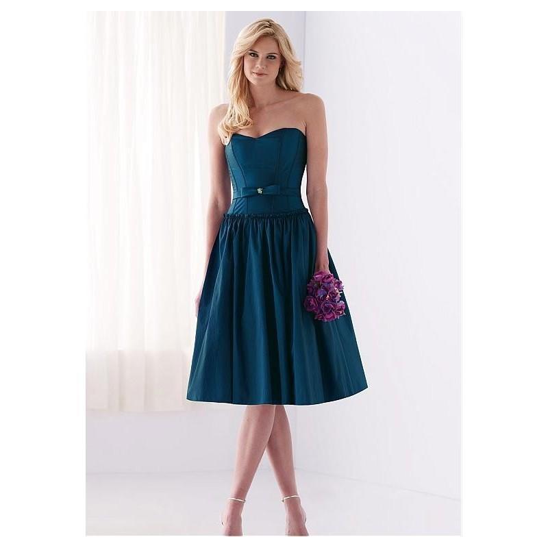 Stunning Taffeta A Line Sweetheart Neckline Bridesmaid Dress Overpinks