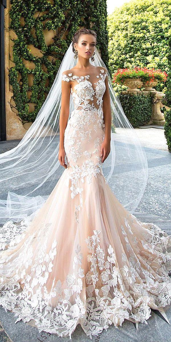 زفاف - 30 Totally Unique Fashion Forward Wedding Dresses