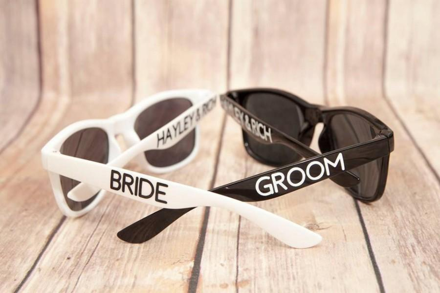 Bridal Sungles Party Wedding Personalised Gles Hen Gift Bride Groom