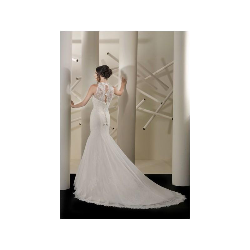 Hochzeit - Vestido de novia de Gelen Modelo 3125e - 2014 Evasé Otros Vestido - Tienda nupcial con estilo del cordón