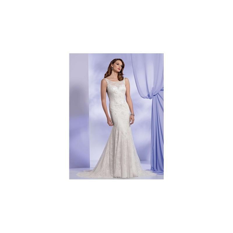 Wedding - Reflections by Jordan Wedding Dress Style No. M443 - Brand Wedding Dresses