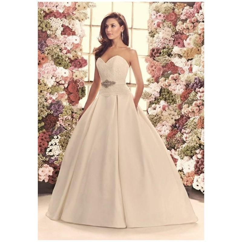 Mikaella 1916 wedding dress the knot formal bridesmaid for Wedding dresses the knot