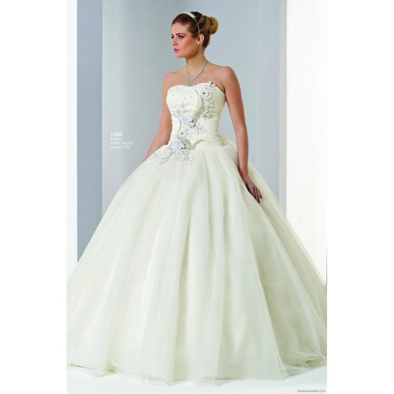 Свадьба - Angelo Bianca 1088 Angelo Bianca Wedding Dresses Yasmine - Rosy Bridesmaid Dresses