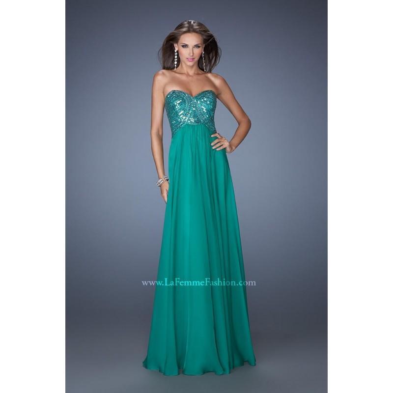Kelly Green Evening Dresses