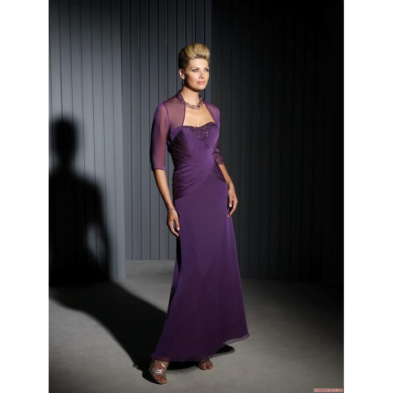 Свадьба - Cameron Blake By Mon Cheri - Style 111677 - Junoesque Wedding Dresses