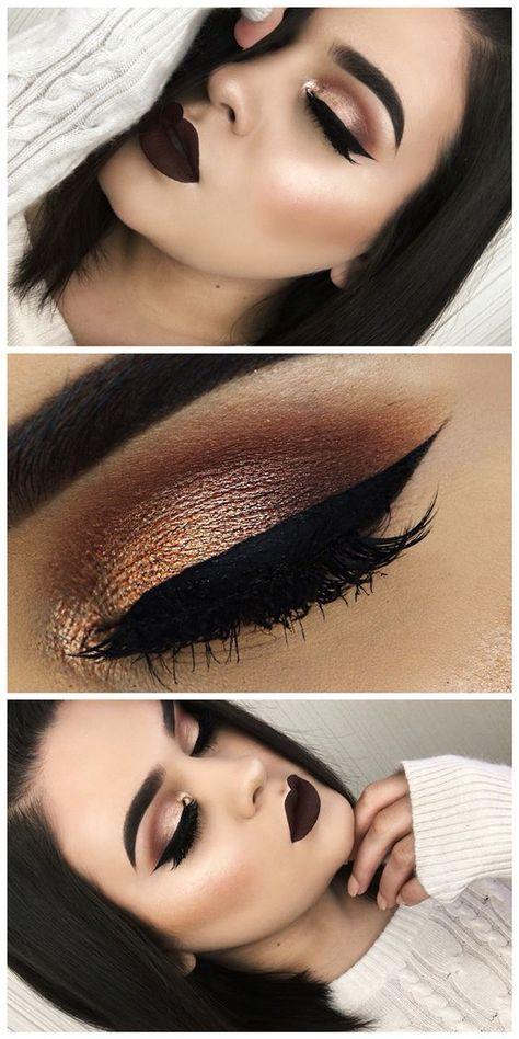Свадьба - Makeup, Liners, & Shadows