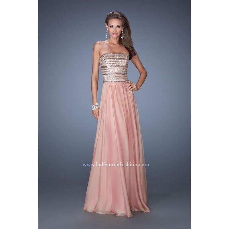Свадьба - La Femme 19398 Dress - Brand Prom Dresses