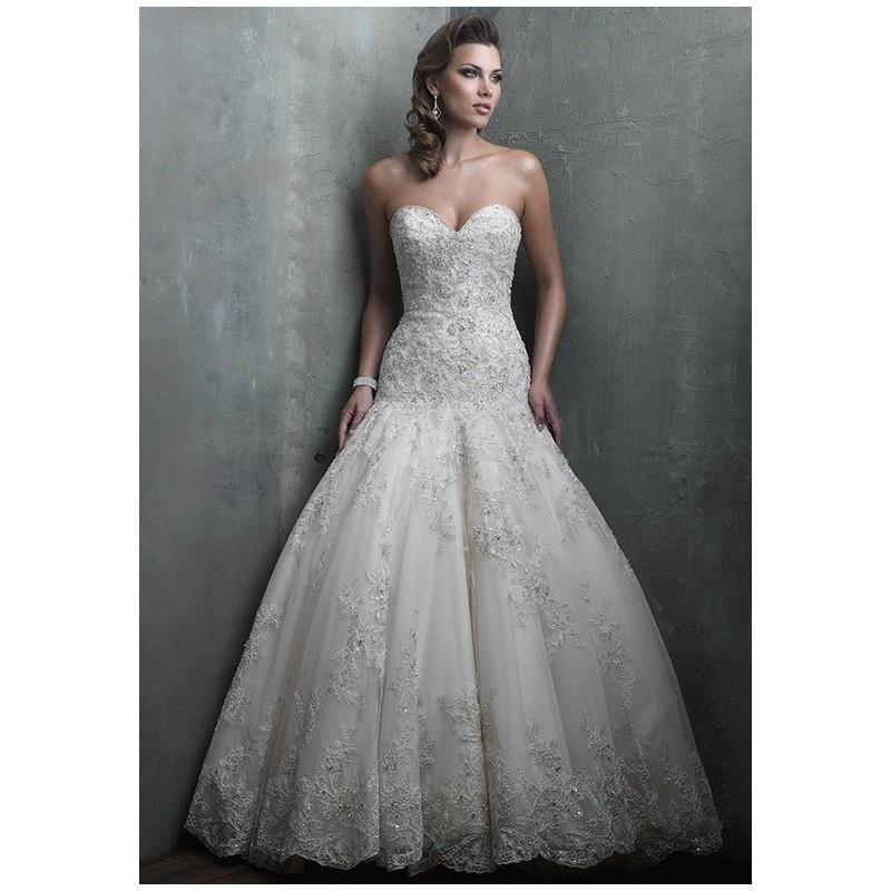 Mariage - Allure Couture C301 - Charming Custom-made Dresses
