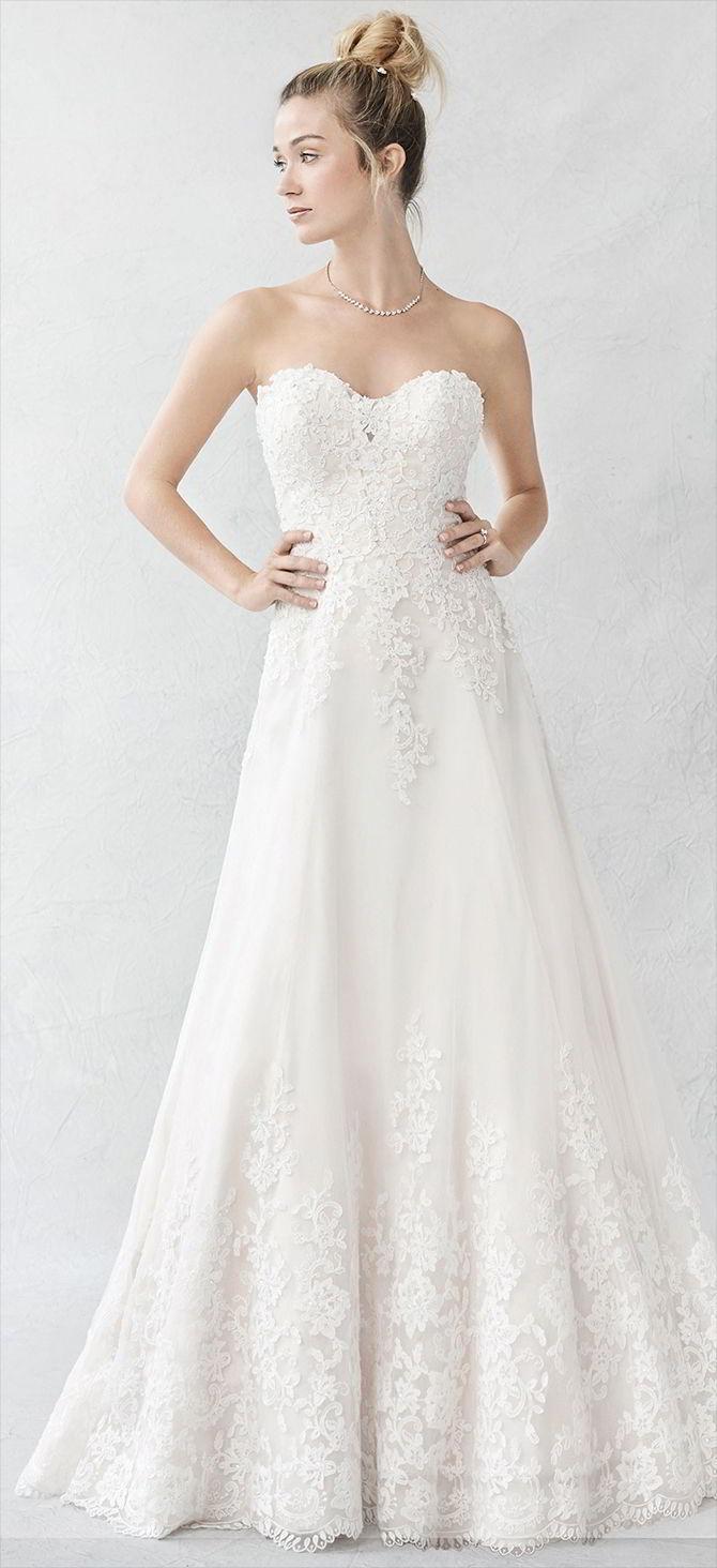 Mariage - Ella Rosa Spring 2017 Wedding Dresses