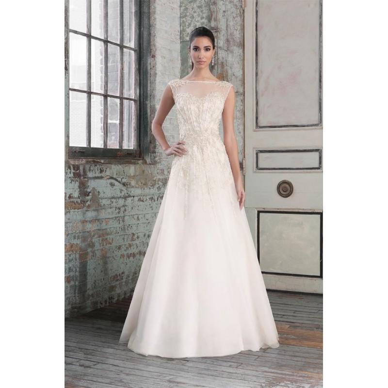 Boda - Justin Alexander Signature Style 9780 - Fantastic Wedding Dresses