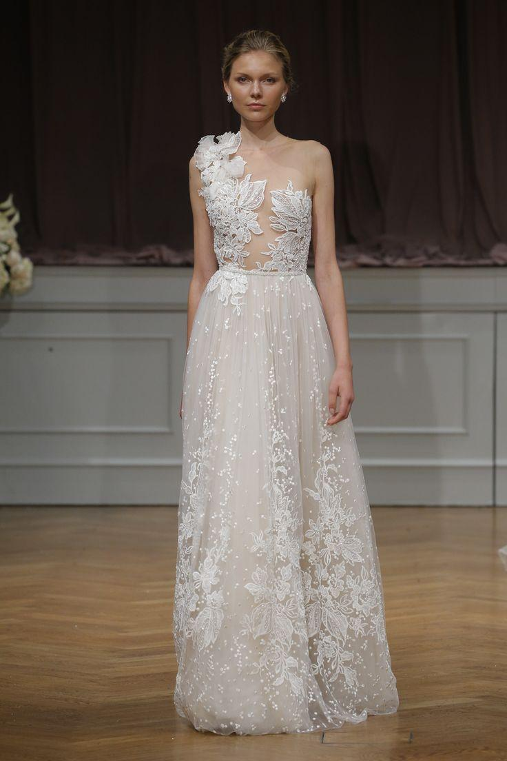 Wedding - The Prettiest Dresses From Fall 2017 Bridal Week