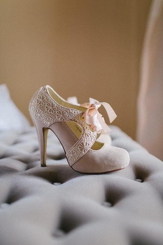 Hochzeit - Bride Shoe  : 44 Styles